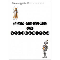 Cahier de conjugaison indicatif présent