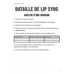 Bataille de lip sync