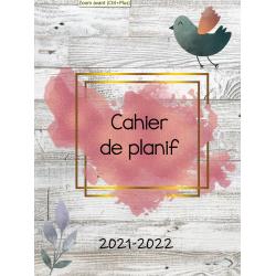 Planificateur primaire 2021-2022