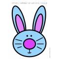 Bricolage lapin de Pâques