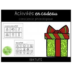 Activités en cadeau