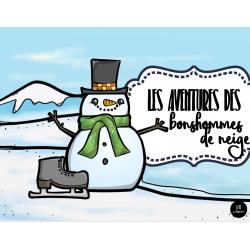Les aventures des bonshommes de neige