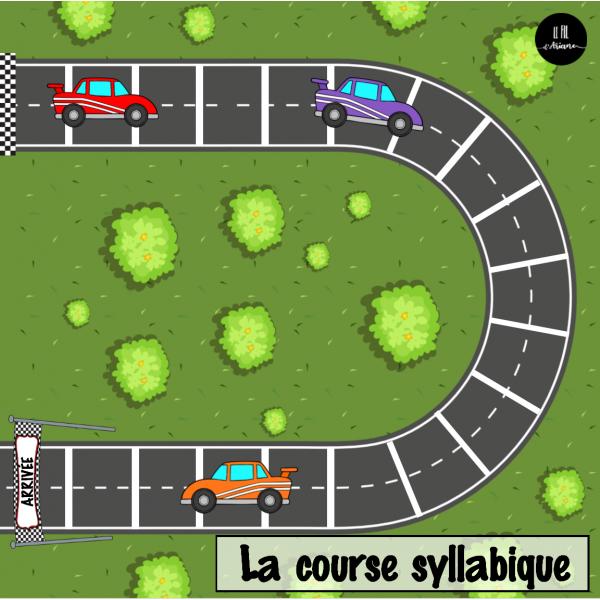 La course syllabique