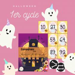 Comparons nos bonbons (1er cycle)