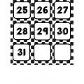Affiches pour le temps & le calendrier
