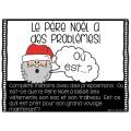 Pauvre Père Noël a des problèmes!