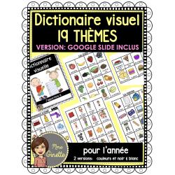 Dictionnaire visuel (PDF & GOOGLE)