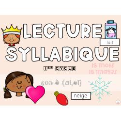 Lecture syllabique son è (ai,ei)