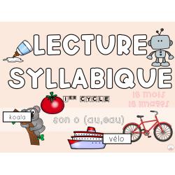 Lecture syllabique son o (au, eau)