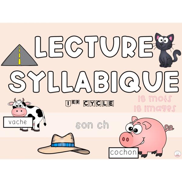 Lecture syllabique son ch