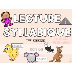 Lecture syllabique son ou