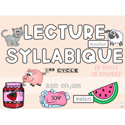 Lecture syllabique son on