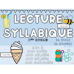 Lecture syllabique sons ail,,eil,ouille,euil,ill
