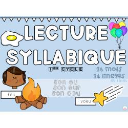 Lecture syllabique sons eu, eur et oeu