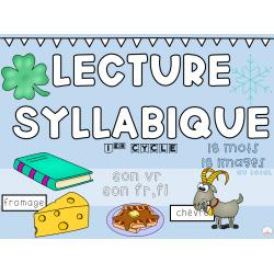 Lecture syllabique sons fr, fl et vr