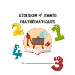 Révision mathématiques 4e année