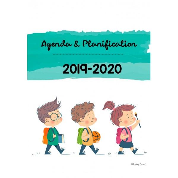 Agenda & Planification 2019-2020- Étudiant