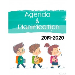 Agenda 2019-2020 - Étudiant(e) 2e version