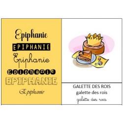Imagier - Epiphanie