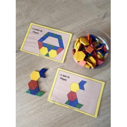 Pattern Block Easter