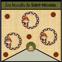 Les biscuits de Saint Nicolas