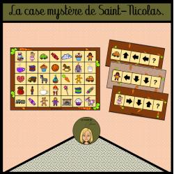 La case mystère de Saint Nicolas