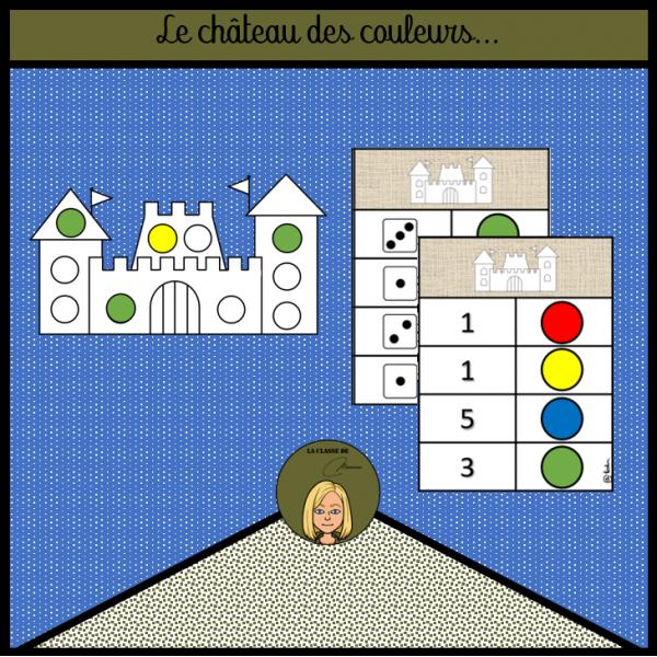 Le château des couleurs