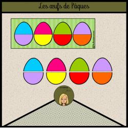 Les œufs de Pâques (2)