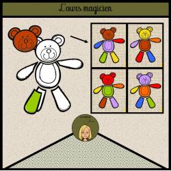 L'ours magicien