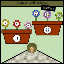 Les fleurs mathématiques (1)
