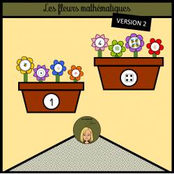 Les fleurs mathématiques (2)