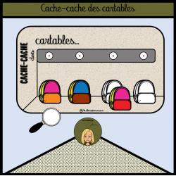 Cache-cache des cartables