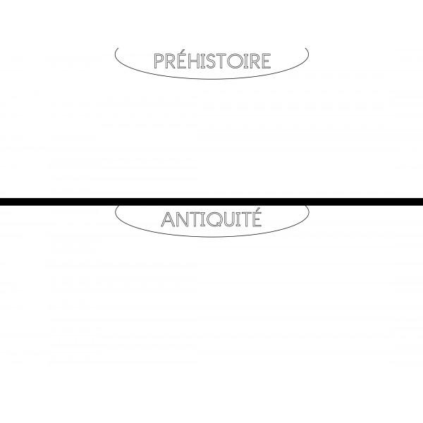 FRISE HISTORIQUE (petite) - presco, 1er cycle