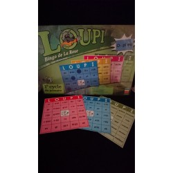 Bingo de syllabes difficulté 1