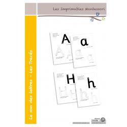 Pré-Lecture : Son des lettres, les tracés SCRIPT