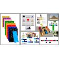Kit de grammaire Montessori 4-6 ans SCRIPT