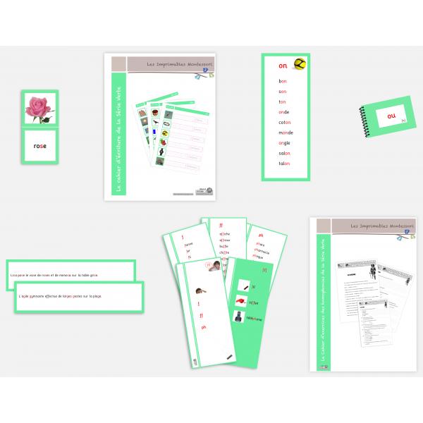 Série Verte : Le kit complet SCRIPT