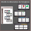 Grammaire et Orthographe Montessori 4/7ans CURSIF