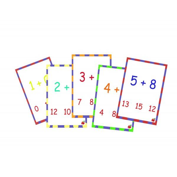 Carte d'addition 5
