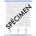 Mots cachés - Liste orthographique (2e cycle)