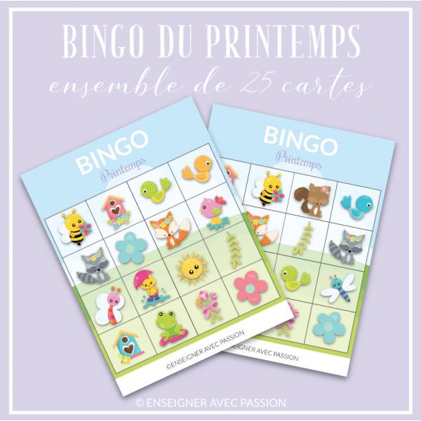 Bingo (Printemps)