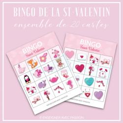 Bingo (Saint-Valentin)