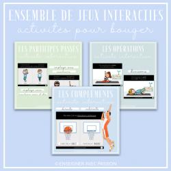 Ensemble - Jeux interactifs  (3 achats en 1)