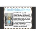 Affiches d'études sociales - idéologies SECONDAIRE