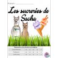 Résoudre 3e cycle: Les sucreries de Sacha