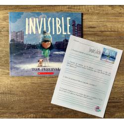 Fiche réflexive : Invisible