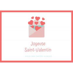 Cartes pour la St-Valentin