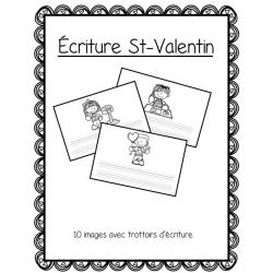 Écriture - St-Valentin