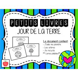 Petits livres - Jour de la Terre