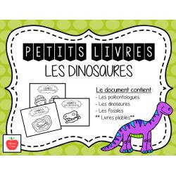 Petits livres - Les dinosaures